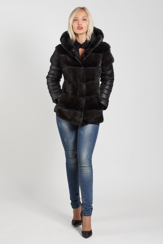 Купить Куртку Из Норки В Интернет Магазине